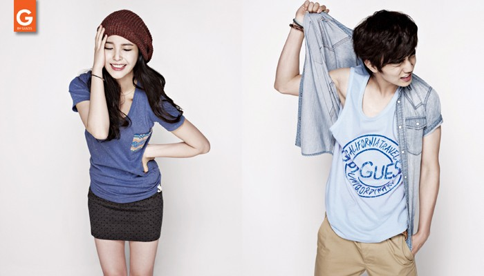 Iu yoo seung ho for g by guess day k check out the photos and video altavistaventures Choice Image